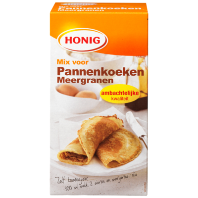 Honig Pannenkoekenmix meergranen
