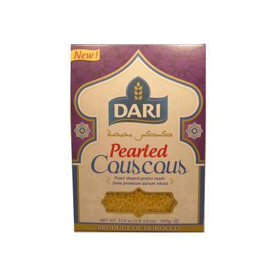 Dari Pearled Couscous