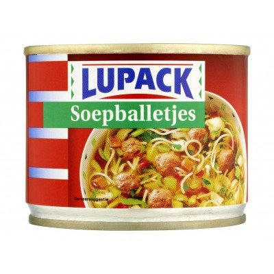 Lupack Soepballen