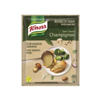 Knorr Mix champignonsaus natuurlijk lekker