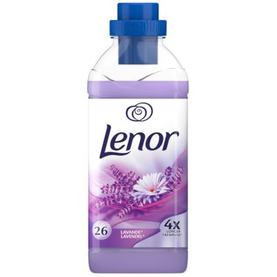 Lenor Wasverzachter lavendel
