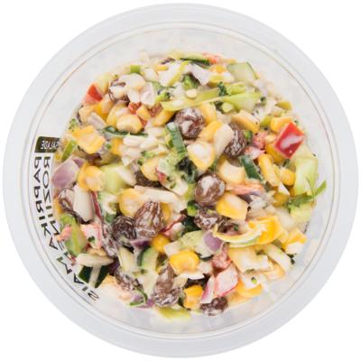 Fresh & easy Rauwkost salade paprika maïs