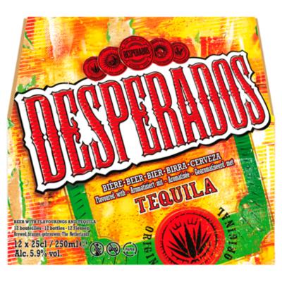 Desperados Tequila bier