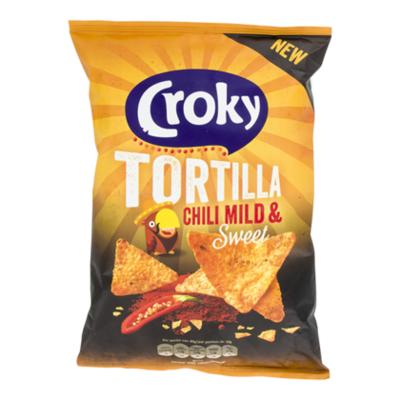 Croky Tortilla chili mild & sweet