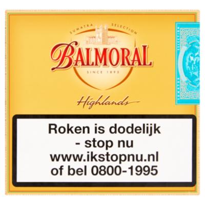 Balmoral Sigaren Highlands