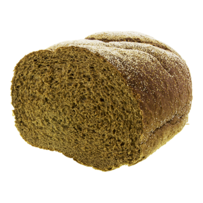 Huismerk Korenlanders Vloerbrood donker half