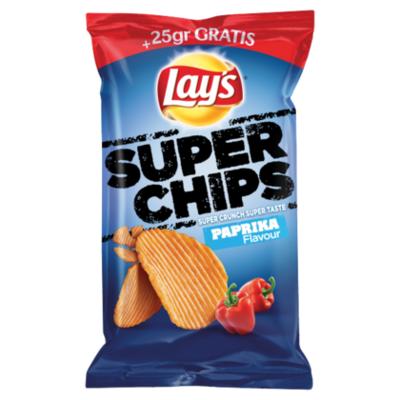 Lays Superchips Paprika chips