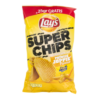 Lays Superchips patatje joppie