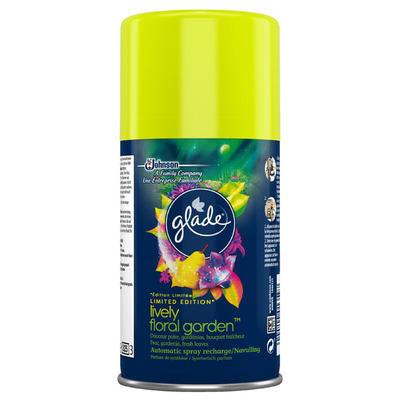 Glade Automatic spray refill garden S18