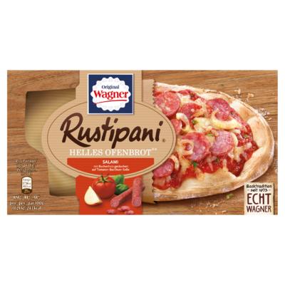 Original Wagner Rustipani Wit Ovenbrood Salami 170 g