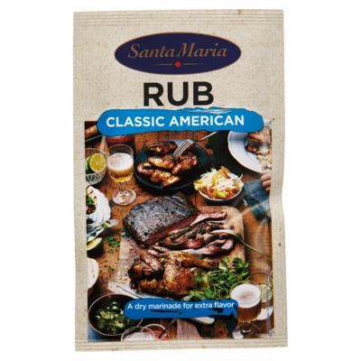 Santa Maria Kruidenmix Rub Classic American 22 g