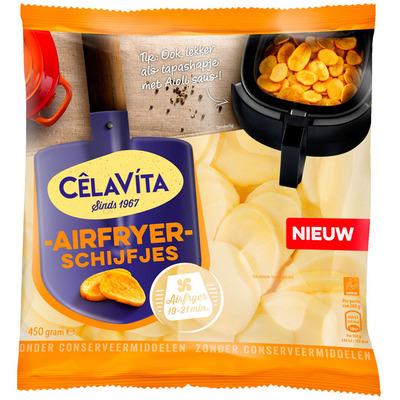 CêlaVíta Airfryer schijfjes