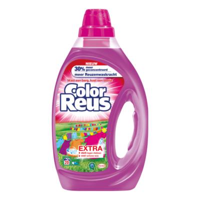 Color Reus Gel Vloeibaar Wasmiddel 20 Wasbeurten
