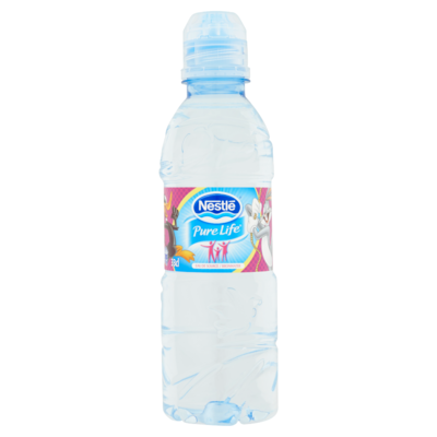 Nestle NESTLE PURE LIFE® Plat Bronwater 0,33 L