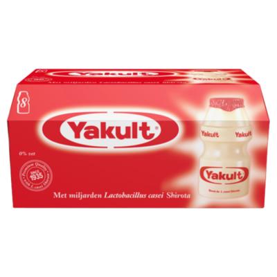 Yakult Drink original 8-pack