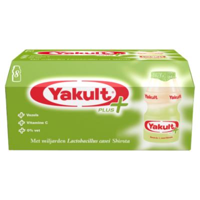Yakult Drink plus 8-pack