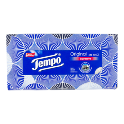 Tempo Original box (12x80)