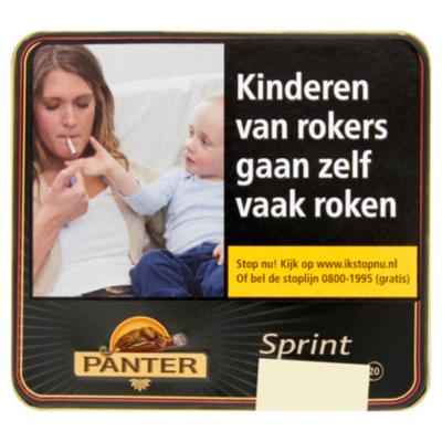 Panter Sigaren sprint ongemat