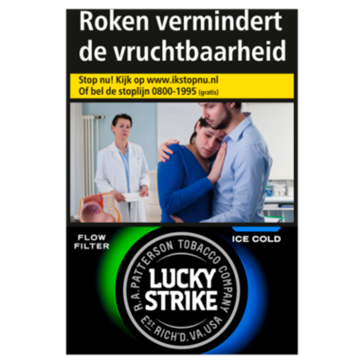 Lucky Strike Double Click 19 st