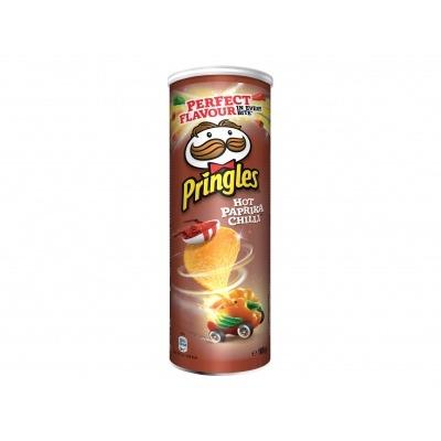 Pringles Hot paprika
