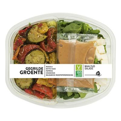 Huismerk Maaltijdsalade gegrilde groente