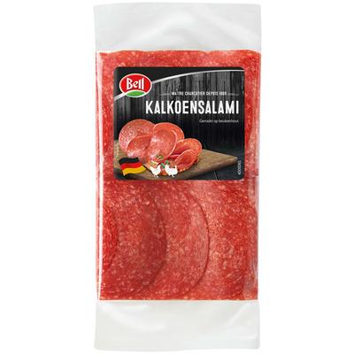 Bell Kalkoensalami