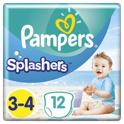 Pampers Splashers 3-4