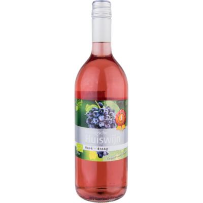 Huismerk Huiswijn rosé biologisch