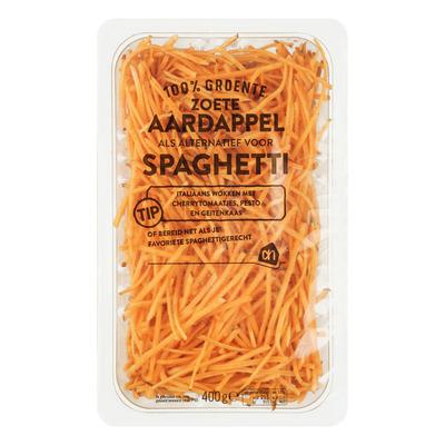 Huismerk Zoete aardappel spaghetti