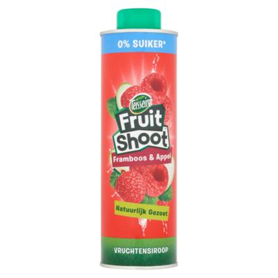 Teisseire Fruit Shoot Framboos & Appel Vruchtensiroop