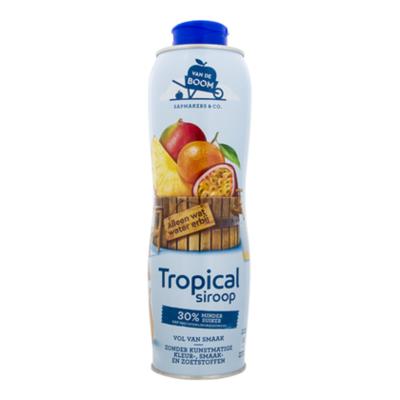 Van de Boom Siroop tropical