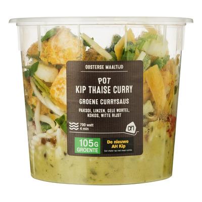 Huismerk Pot kip Thaise curry