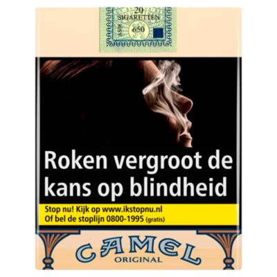 Camel Sigaretten plain