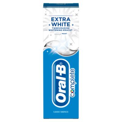Oral-B Tandpasta extra white