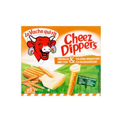 La Vache qui rit Cheez Dippers Volkoren