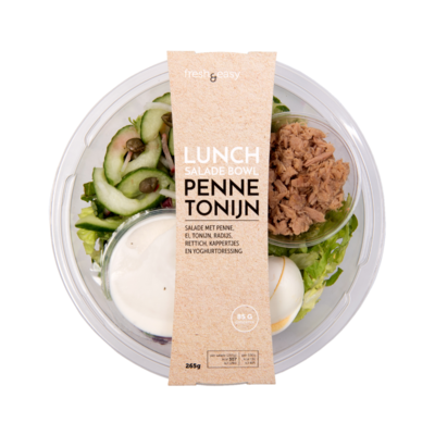 Fresh & easy Bowl tonijn
