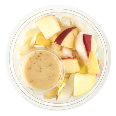 Huismerk Salade witlof-appel met honing-mosterd