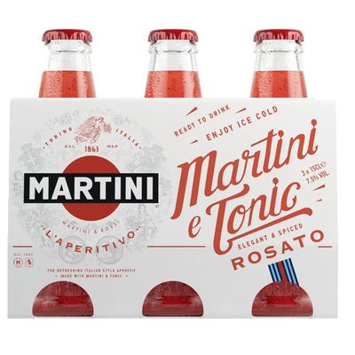 Martini & tonic rosato