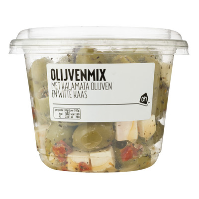 Huismerk Olijvenmix met kaas