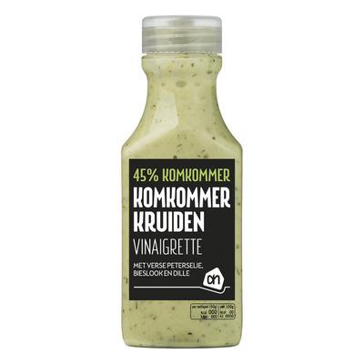 Huismerk Komkommer kruiden vinaigrette