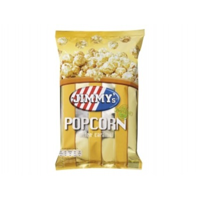Jimmy's Popcorn toffee