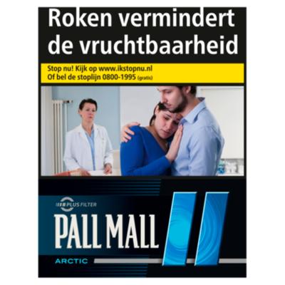 Pall Mall Sigaretten Click Capsule