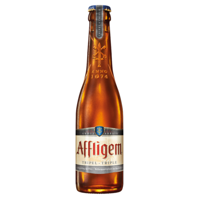 Affligem Tripel Bier Fles 30 cl