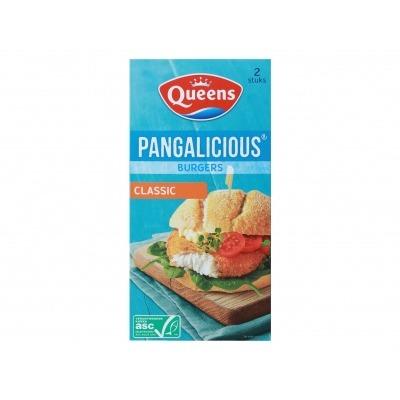 Queens Pangalicious burger classic