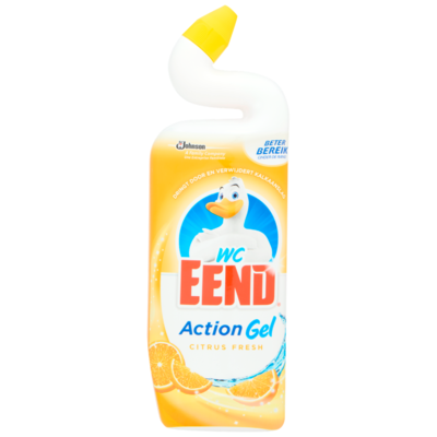 WC-EEND WC gel citrus fresh