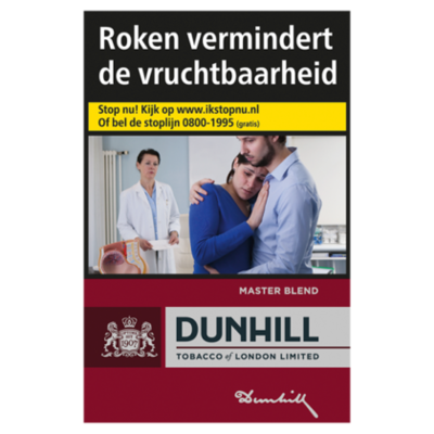 Dunhill Sigaretten king size red