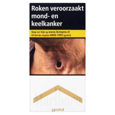 Marlboro Sigaretten gold 100''s