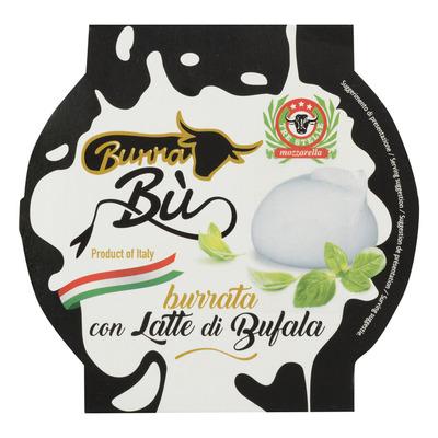 Burrata di Bufala campana 52+