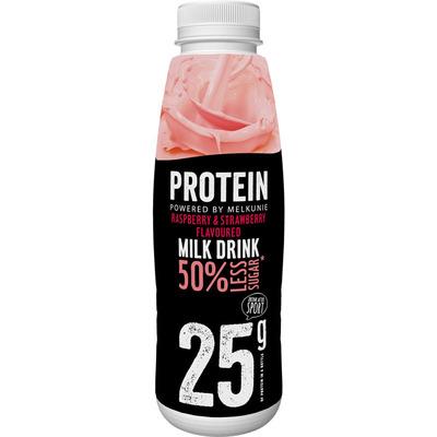 Melkunie Protein rood fruit