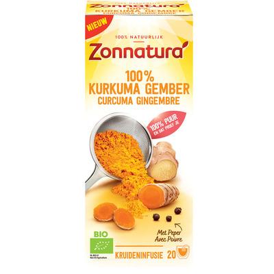 Zonnatura Kurkuma thee